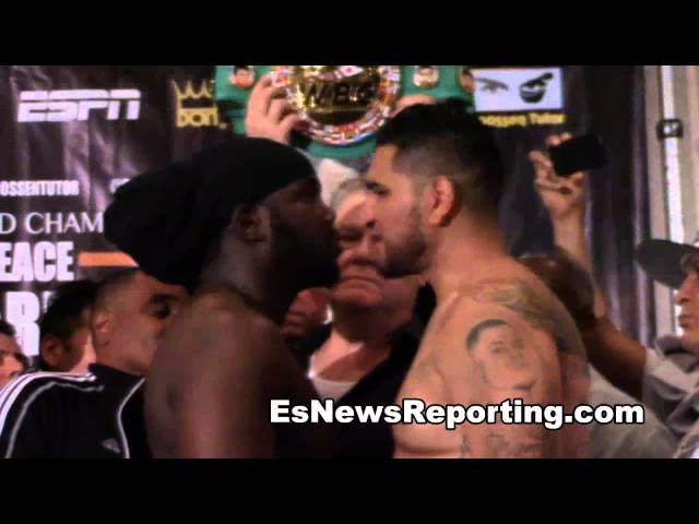 Deontay Wilder Came To See Who Is Next Arreola or Stiverne EsNews Boxing