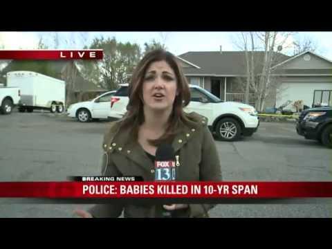 Seven babies found dead in Utah home - Megan Huntsman