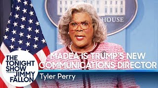 Madea Is Trump's New Communications Director