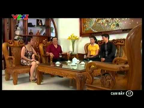 Phim Việt Nam - Cạm bẫy - Tập 17 - Cam bay - Phim Viet Nam