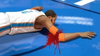 Lost My Shooting Arm! :/ Can My Teammates Step Up? NBA