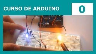 Curso de Arduino. Parte 1