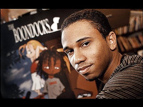 Aaron McGruder on The Boondocks: Cast, Characters, Cartoon, Quotes, Comic Strip (1999)