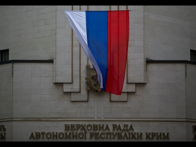 Ukranian crisis  - the problem of the Crimea authonomy