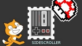 How To Make A Basic Side-Scroller In Scratch: Tutorial