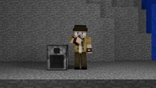 Beat Boxing Minecraft Animation