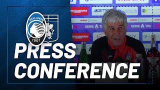 18ª #SerieATIM | Atalanta-Genoa | La conferenza stampa di Gian Piero Gasperini