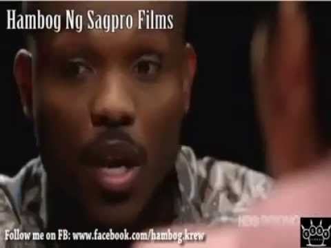 Pacquiao And Bradley Interview pt.1 - HAMBOG NG SAGPRO FILMS