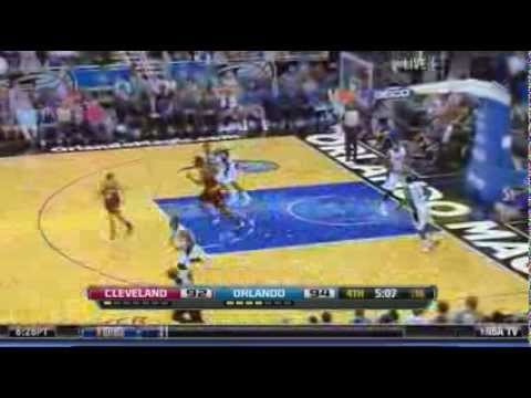 Anthony Bennett 4th Quarter Highlights Cavs-Magic Preseason