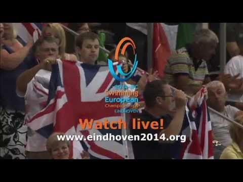 Buy tickets and Watch live: 2014 IPC Swimming European Championships