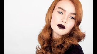 VINTAGE HOLLYWOOD INSPIRED LOOK WITH GUEST ARTIST TROY SURRATT
