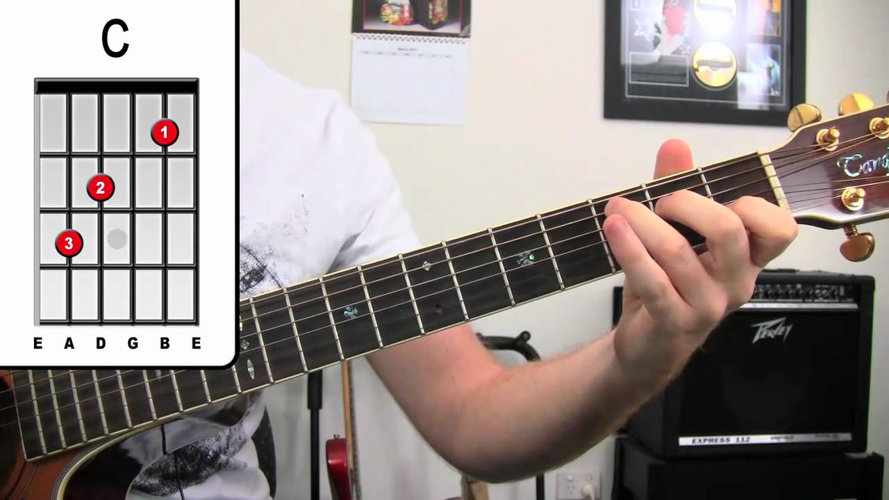'Zombie Love Song' Guitar Lesson ★ Your Favourite Martian ...