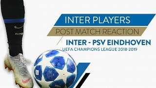 """INTER 1-1 PSV 
