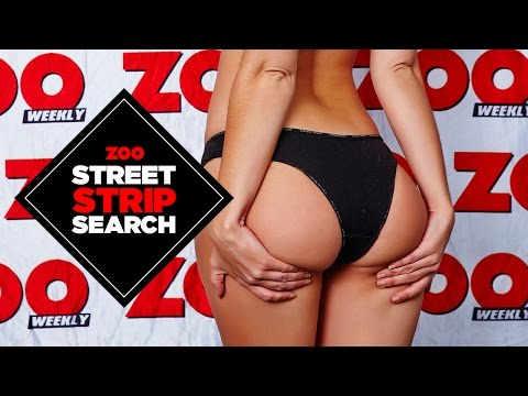 ZOO Street Strip Search - Jasmine, 24, Sydney