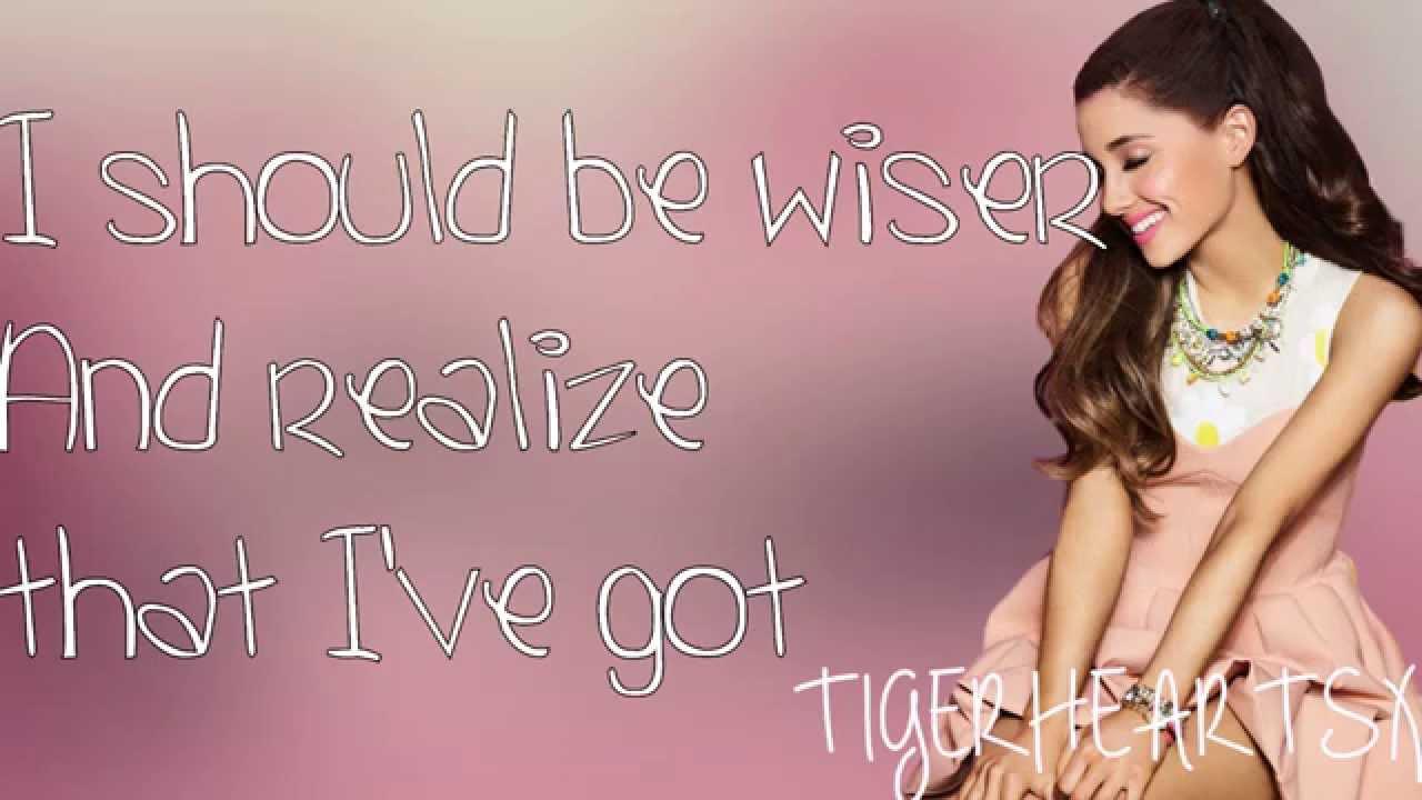 Ariana Grande - Problem (Lyrics) - YouTube