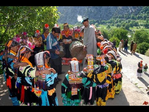 KALASH VALLEY CHITRAL PAKISTAN TOUR
