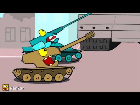 Tanktoon #45  - Malý chlapec