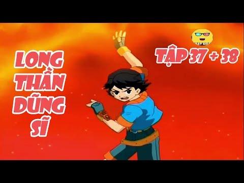 Phim hoạt hình : Long thần dũng sĩ  Phần 1 - Tập 37 + 38 | Phim hoạt hình kiếm hiệp