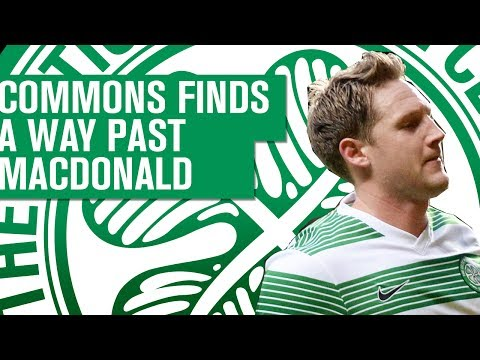 Kris Commons finally beats heroic goalkeeper