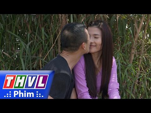 THVL | Hương đồng nội - Tập 17[3]: Đang hẹn hò với Thiên Hải, Đào hoảng hốt khi thấy Hai Lợi