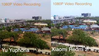 Xiaomi Redmi 2 Vs Yu Yuphoria Smartphone Comparison