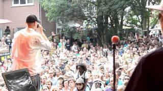 Youth riddim live backed by feueralarm reggae jam 2011
