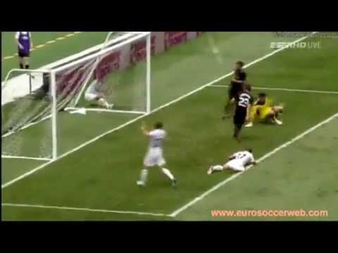 Highlights- Liverpool v Tottenham  pre season 2012