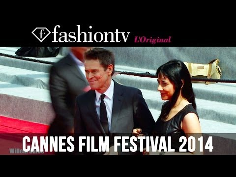 Willem Dafoe, Sofia Coppola, Jane Campion at the Cannes 2014 Premiere of Still The Water | FashionTV