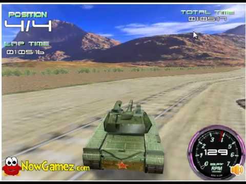 Game Đua Xe Tăng 3D - Chơi game dua xe, trò chơi đua xe tăng 3D
