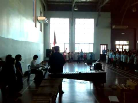 International School Of Myanmar's  National Song