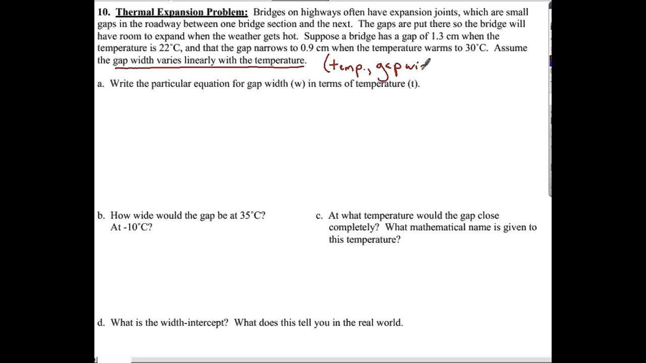 worksheet Linear Equations Word Problems algebra 2 linear functions word problems function youtube