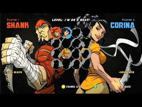 Shank 2 - Survival Co-Op (PC)