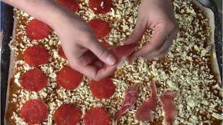 Como hacer pizzas desde cero