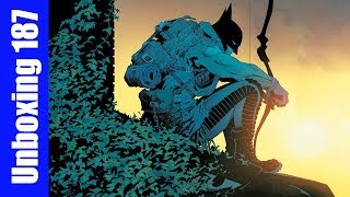 Batman #31, Giant Size Spider-Man #1, Trees #1, Thanos Annual #1, more! Unboxing Wednesdays 187