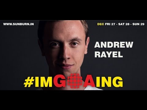 Andrew Rayel - Ready for Sunburn Goa 2013