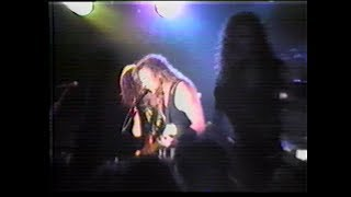 Metallica: Harvester Of Sorrow (newark, De - August 7, 1989)