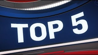 Top 5 Plays of the Night: January 25, 2018