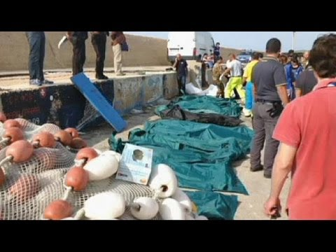 Italy: Hundreds of migrants still missing off Lampedusa after latest boat tragedy