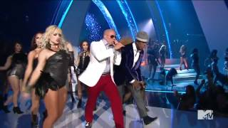 Nayer,Pitbull MTV Video Music Awards