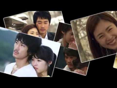 Bo anh dep nhat cua cap doi Dong Chul and Young Ran trong Phim Phia Dong Vuon Dia Dang