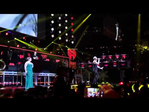Macklemore Performs Same Love With Tegan and Sara  (Live at Z100's Jingle Ball) Ft Mary Lambert