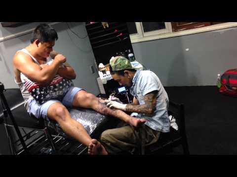 Ảnh cứng qua - Gà Rừng Tattoo