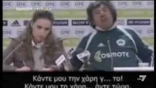 """Malesani sul gol annullato al Parma quasi 11 anni fa: """"Con la Juve feci il signore. Non lo rifarei. Dopo ho capito che essere signori non è il massimo della vita"""". In questo video del 2005, il signor Malesani, tecnico del Panathinaikos"""
