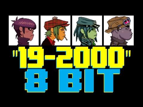 19-2000 [8 Bit Universe Tribute to Gorillaz]