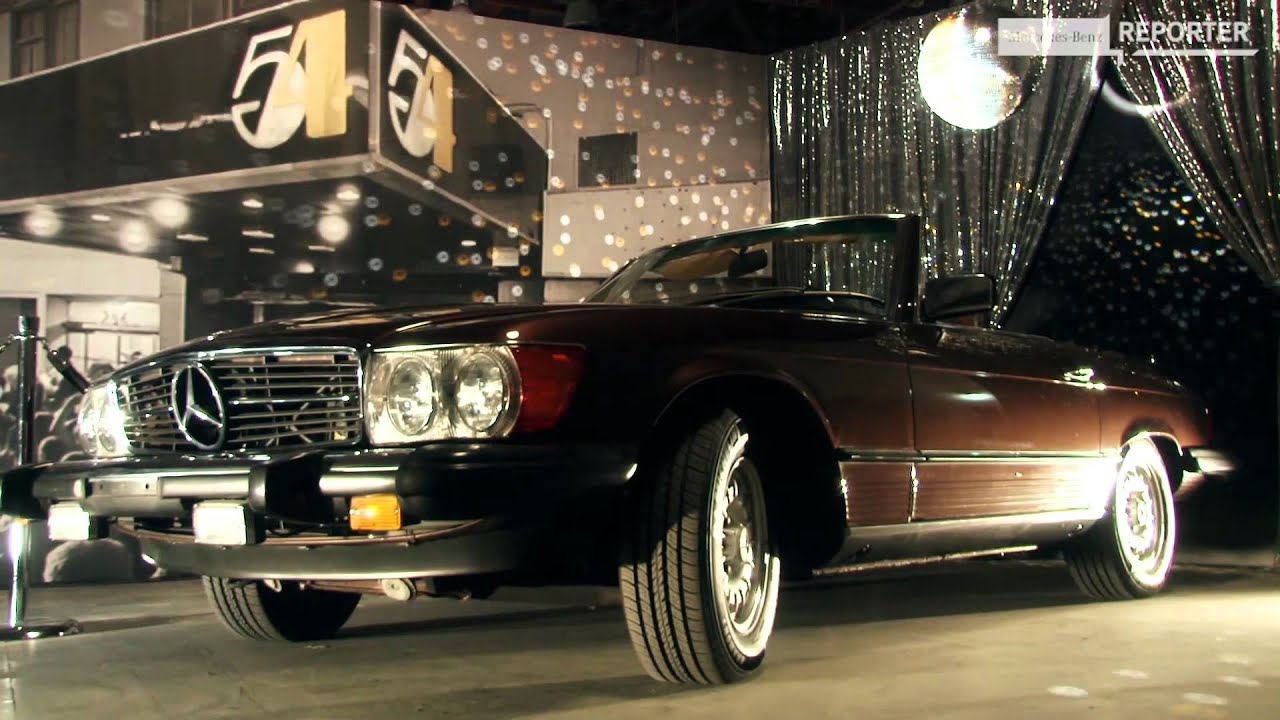 From the 50 39 s to 2012 check out six generations of the for Mercedes benz hollywood