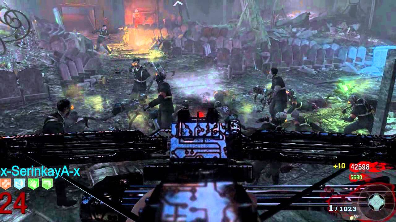 Black Ops Kino Der Toten Cheats Ps3