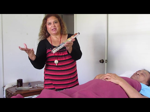 How to: Crystal Wands, Crystals & Pendulum for Energy Healing & Chakra Healing
