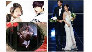 SBS Drama Awards-Park Shin Hye & Lee Min Ho-And Why The Rumors About Them Continue