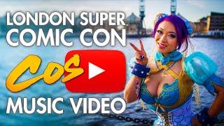 London Super Comic Con (LSCC) 2014 – Cosplay Music Video
