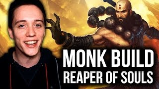 Reaper Of Souls Monk Build Guide For Level 70! (Diablo 3